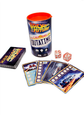 Back To The Future: Outatime Family & Kids Board Game