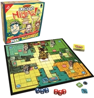Number Ninjas Family & Party Board Game