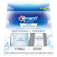 NEW Crest Whitening Therapy 3D Whitestrips
