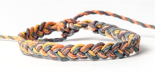 Hemp Braided Bracelet Anklet Larger Photo Email A Friend
