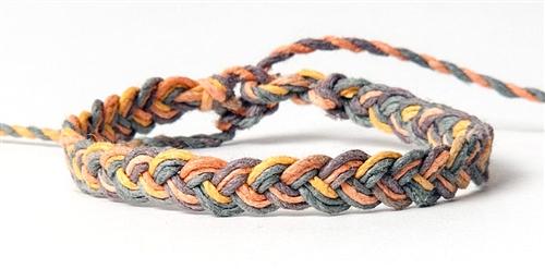 Hemp Braided Bracelet Anklet