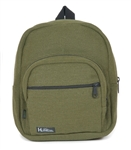Hemp Mini Backpack Natural