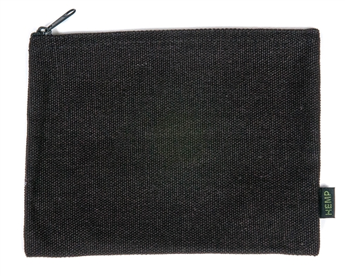 CP102-H Hemp Coin Pouch Large