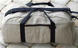 DB100-H Hemp Travel Duffel Bag