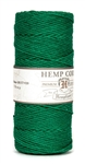 HS20CO-Green-20lbs Hemp Cord