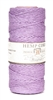 HS20CO-Lavender-20lbs Hemp Cord