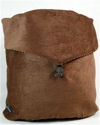 PUR112-CR Hemp Corduroy Swiss Medic Bag