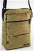 PUR119-CR Hemp Corduroy Field Bag