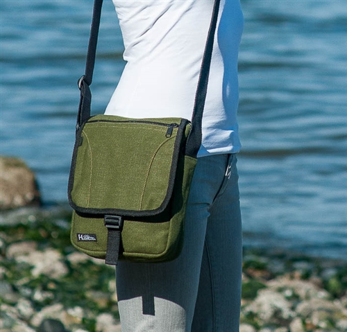 PUR120-H Hemp Travel Bag