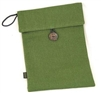 PUR151-H Hemp Button Purse-Large