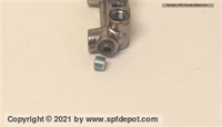 Graco Fusion AP Gun Manifold Plug for Side Port