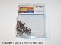 Side Cartridge Spring - 6 pk for Graco Fusion AP Guns