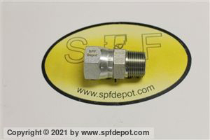 JIC Swivel for Reactor Pumps