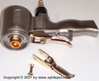 SPF GOLD Coated Trigger Pin