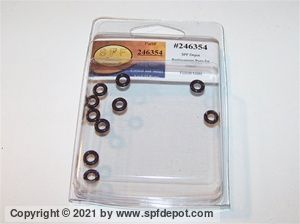 Valve/Purge Air/Lock O Ring - 10 Pk