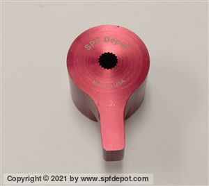 SPF Depot Red Reactor Handle