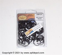 248131 Seal Kit for Fusion Guns Air Cap O-Ring - 50/Pack