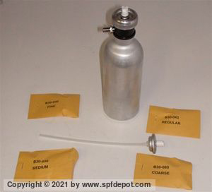 DIY Aerosol Can for Release Fluid
