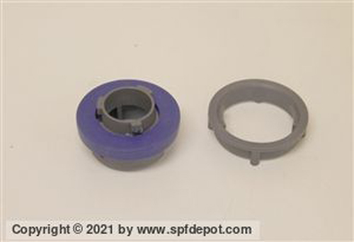 3M Respirator Hose Adapter Assembly