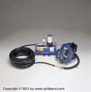 Allegro Single Man System with 50ft Hose