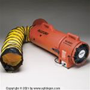 Allegro AC Plastic Blower with Canister