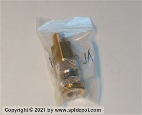 Supplied air respirators Allegro 9700-73 Supply Air Coupler