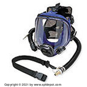 Allegro Full Mask Supplied Air Respirator
