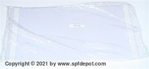 Allegro 9910-25 Peel Offs for Tyvek Hoods