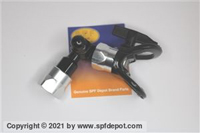 Adjustable Swivel Assembly Paint Spray Guns