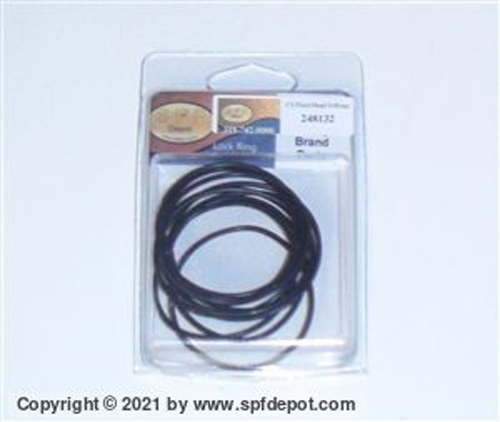Fluid House O-Ring - 10/Pack Assembly # 2D