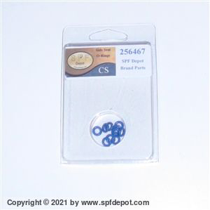 Side Seal O Rings - 10/Pack