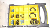 10 Complete O-Ring Kits - CS Guns