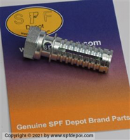 Spray Gun Filter Screw