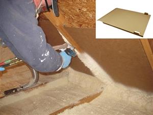 Cardboard Vent Chute