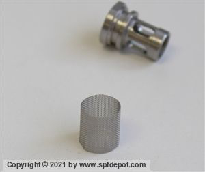 Check Valve Filter for GAMA Master III
