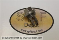ISO Side Filter Screw for Gap Pro Series