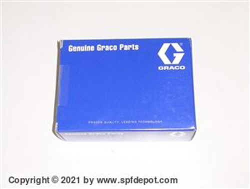 "Graco E30 ""A"" Side Pump Seal Repair Kit, 743"