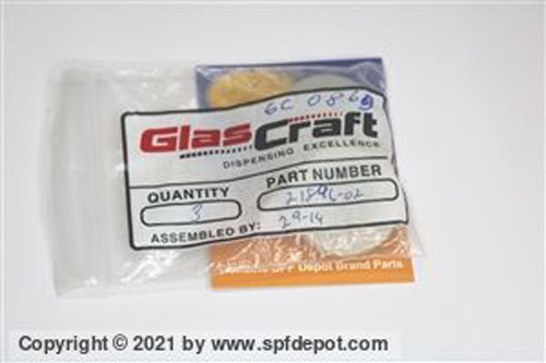 GlasCraft Packing Seal 66:1 (1pc)