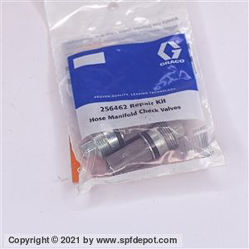 Graco® CS Check Valves. 2pc