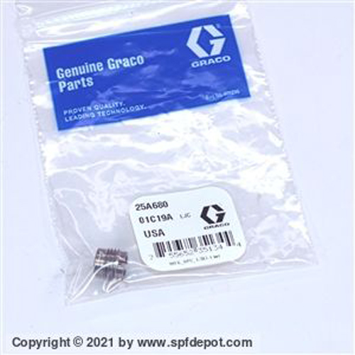 Graco CS Gun Check Valve Screw