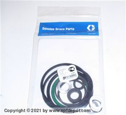 Graco T2 Pump Upper Seals Repair Kit- Air Side