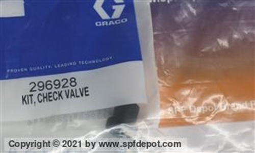 Check Valve for Gap Pro Series