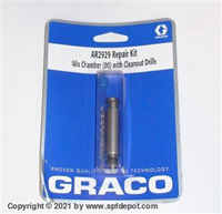 Graco Fusion AP Spray Gun Chambers