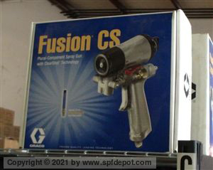 Genuine Graco CS Spray Gun for Sale with 01 Chamber