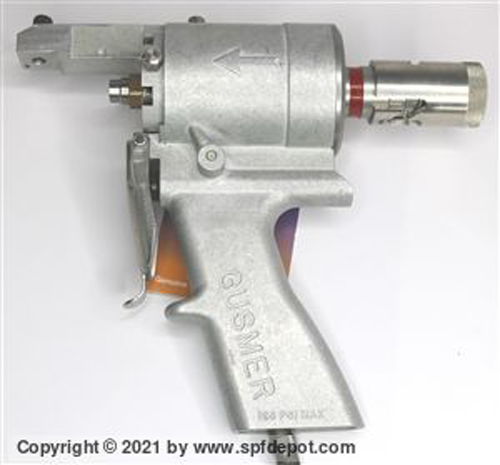 GX7 Gusmer Handle Assembly
