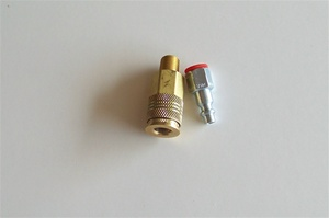 "25F 1/4"" NPT Industrial Grade Quick Connect"