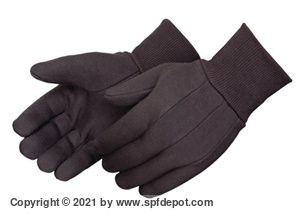 Industrial Work Glove, Cotton - 12/Pack