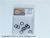SPF 248096 Small Piston O-Ring 10 Pack for MP Guns
