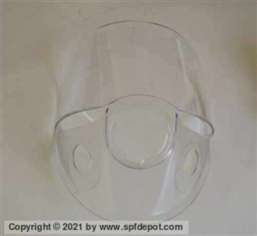 North 54005 Replacement Lens for 5400 Series Masks