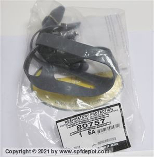 North 5400 Series Head Strap Assembly